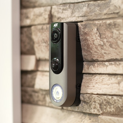 Salinas doorbell security camera
